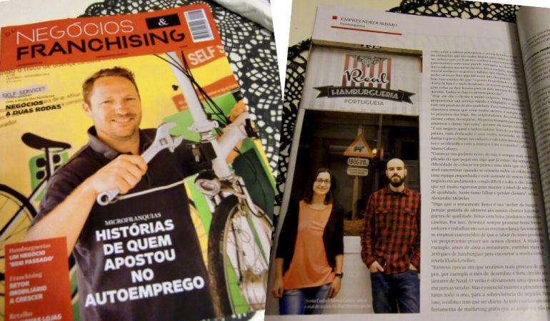 Revista Negócios & Franchising
