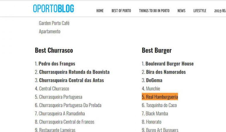 Oporto Blog