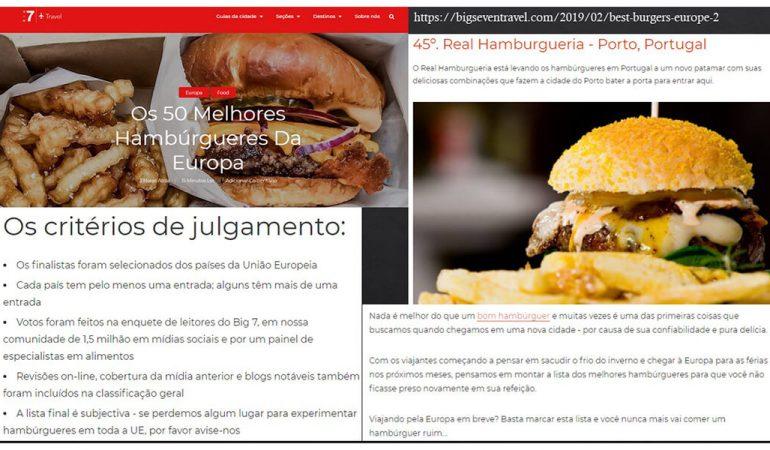 Os melhores hambúrgueres da Europa – Big 7 Travel