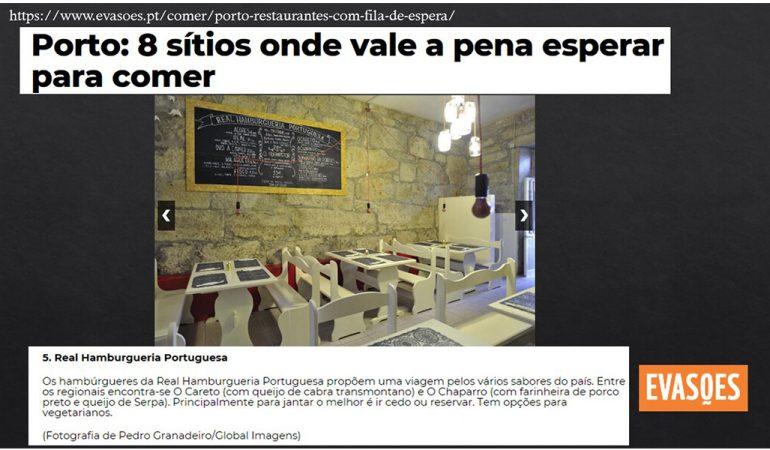 Porto: 8 sítios onde vale a pena esperar para comer