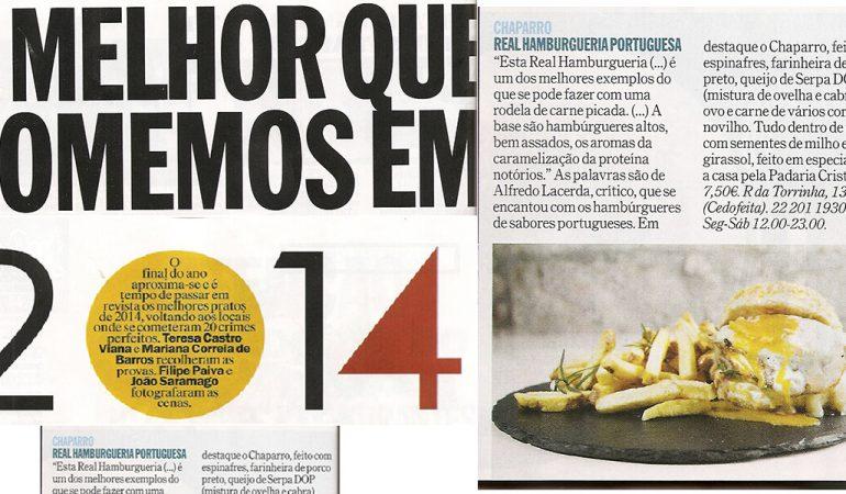 Time Out nº57 – Pratos Favoritos em 2014